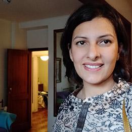 Natasha Zarine